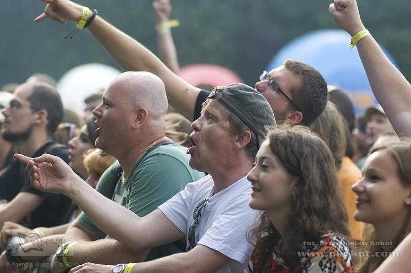 Off Festival 2011 - zobacz zdjęcia