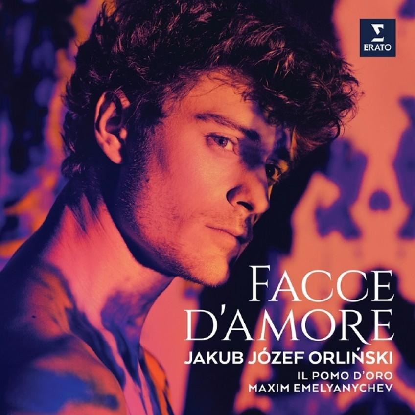 "Vogue, breakdance i opera - Jakub Józef Orliński prezentuje nowy album ""Facce d'amore"""