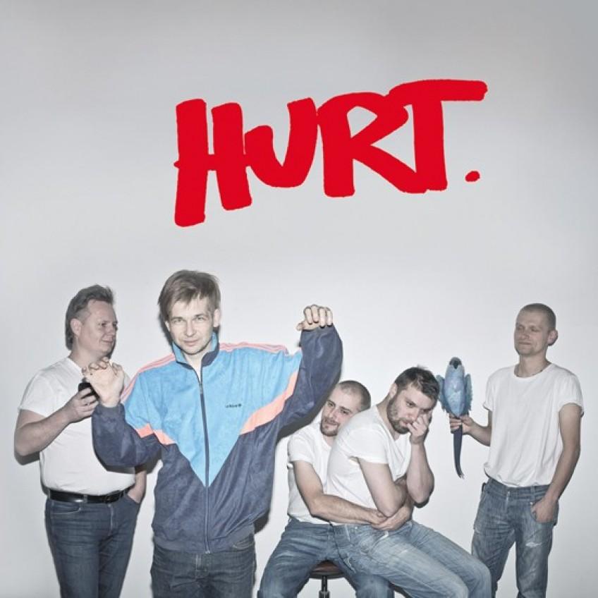 Hurt prezentuje drugi singiel z nowej płyty