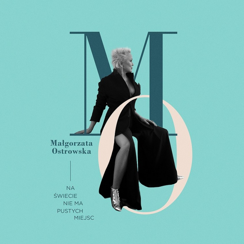 Małgorzata Ostrowska zapowiada nowy album!