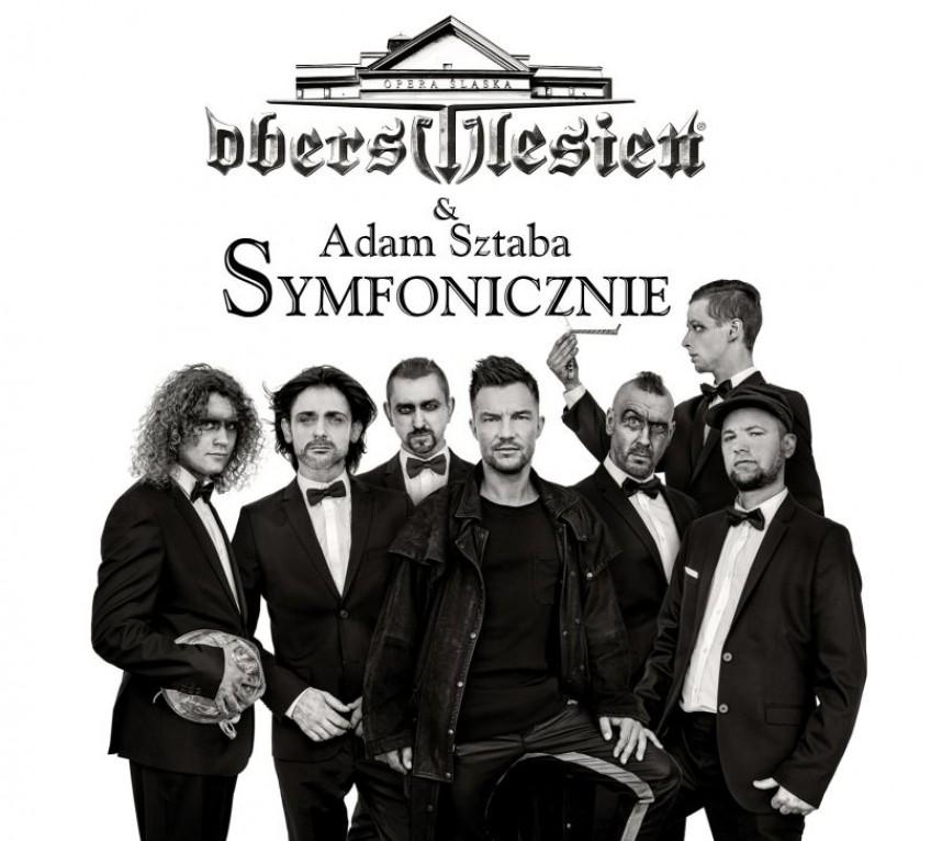 """Dziś premiera koncertowej płyty """"Oberschlesien & Adam Sztaba Symfonicznie"""