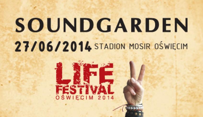Soundgarden: bilety już w sprzedaży