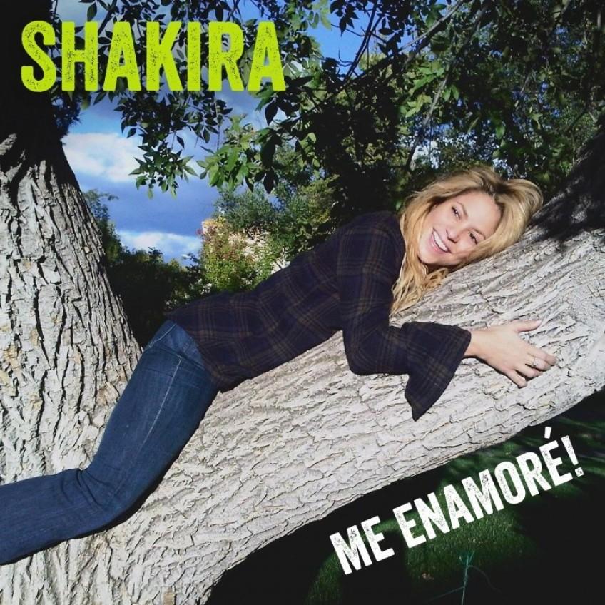 """Zakochana Shakira dedykuje nowy singiel """"Me Enamoré"""" mężowi - Gerardowi Pique!"""