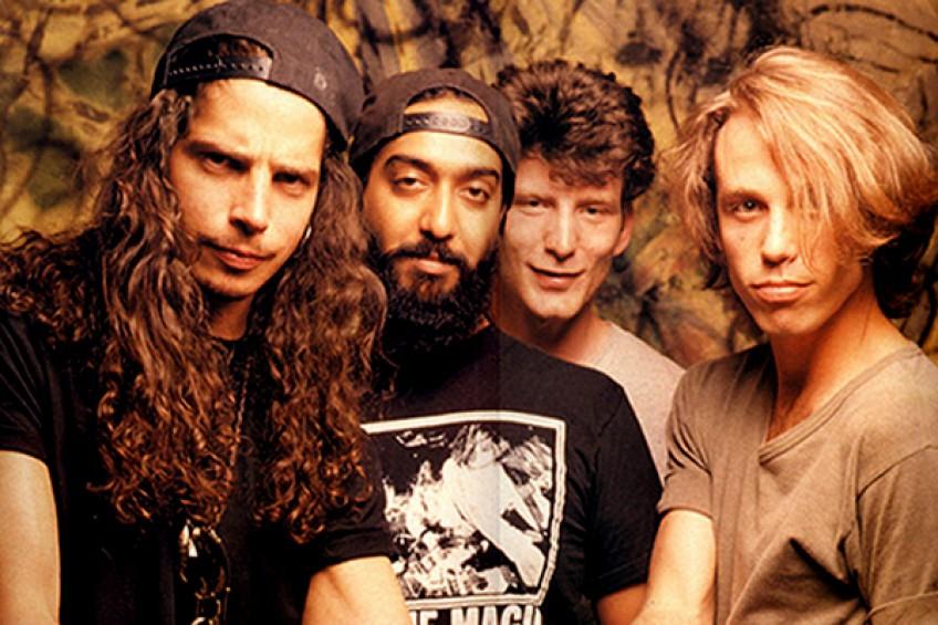 Soundgarden  zapowiada kolejne płyty