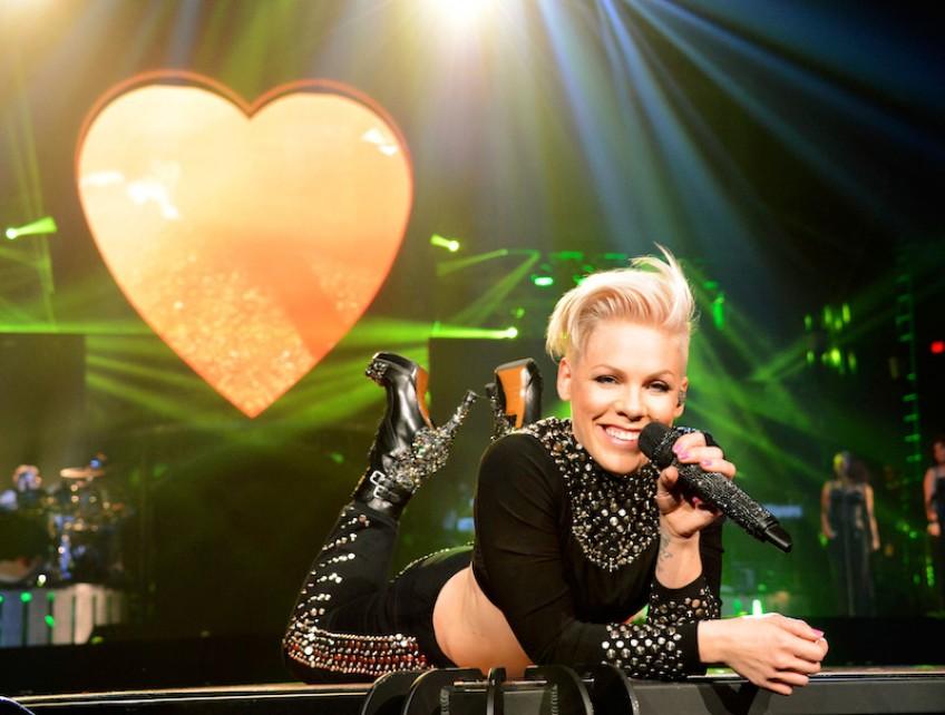 PINK - zobacz zdjęcia z koncertu w Melbourne!